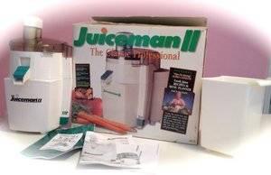 Juiceman 2 II Classic Professional Juicer JM2