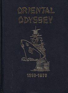 USS Sterett DLG 31 Westpac Deployment Cruise Book Year Log 1968 70