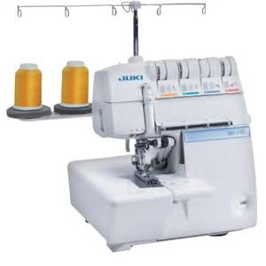Juki 735 Serger Sewing Machine 2 3 4 5 Thread Plus Coverhem and Bonus Kit New