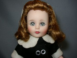 Vintage 10 1 2 American Character TONI DOLL in ORIGINAL COAT OUTFIT