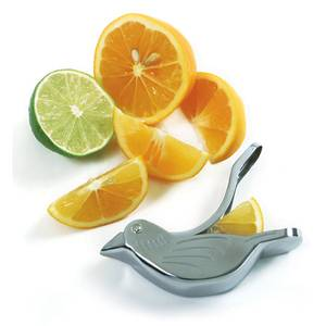 Norpro 424 Stainless Steel Bird Lemon Lime Squeezer