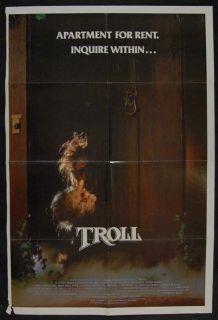 Troll 1985 Julia Louis Dreyfus Sonny Bono Poster