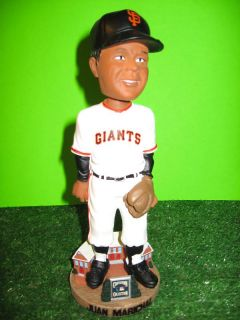 Juan Marichal San Francisco Giants 2003 LE Cooperstown Bobblehead Low