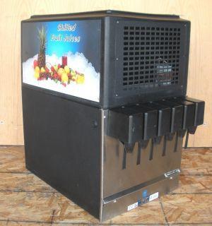 Concept 6000 Orange Juice Dispenser Dispensing Machine