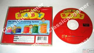 Jump Start Baby PC Mac Game Low SHIP 020626720502