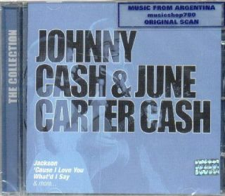 Johnny Cash June Carter Collection CD Greatest Hits