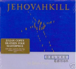 Julian Cope Jehovahkill Jehova Kill Deluxe New 2 CD 0602498431573