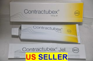 Contractubex Gel 100 GR Best Scars New Jumbo Pack