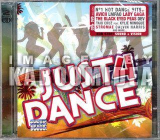 CD + DVD JUST DANCE 4 NEW Lady Gaga Taio Cruz Crystal Castles Robert