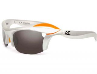 Kaenon Sunglasses Soft Kore White G12 Polarized