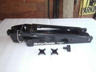 MotorGuide Gator Trolling Motor Bow Mount Bracket