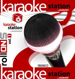 Karaoke Station KSA 011  roll Ons Vol 1 Spanish CDG