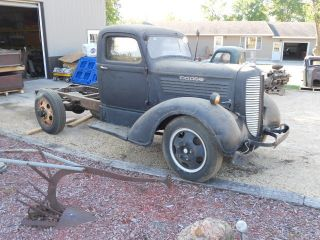 1937 Dodge Truck Resotation Project Hot Rod Rat Rod