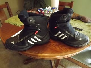 Adidas Terrex Conrax Hiking Boots Lightly Used