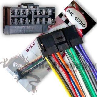 Pioneer Wire Harness DEH 1400 2400F 7400MP PI16B 00
