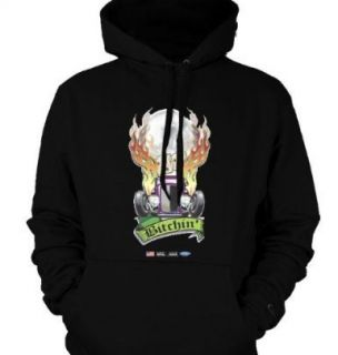 Rod Roadster Officially Licensed Classic Car Hoodie Sweatshirt