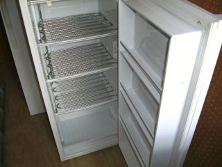 Kenmore Upright Freezer White Tucson Area Used Good Working Condition