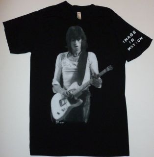 Rolling Stones Keith Richards Classic 1975 L A Forum T Shirt