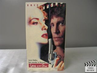 Love Is A Gun VHS Eric Roberts Kelly Preston Eliza Roberts R Lee Ermey