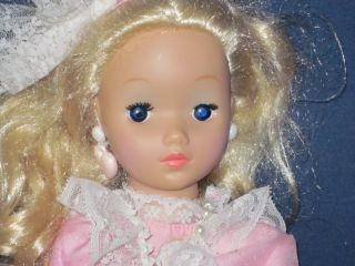 Kenner Vintage Always Sisters Doll Lauren Blonde w Original Outfit 22