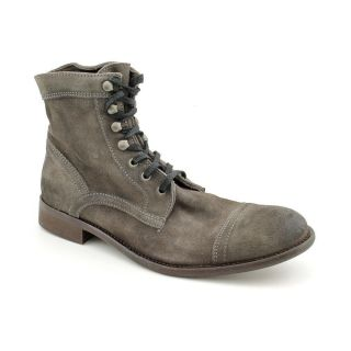 Kenneth Cole NY Game Place Mens Size 9 Gray Regular Suede Chukka Boots