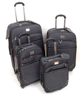 Wheel Spinner Upright Suitcase Pullman Kenneth Cole R$1100