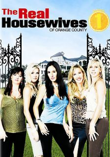 The Real Housewives of Orange County Season One DVD 2007 2 Disc Set