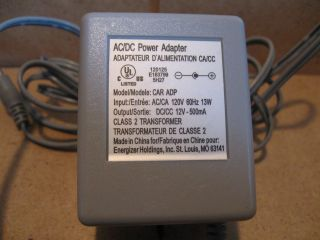 AC DC Power Adapter Model Car ADP