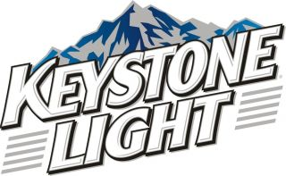Keystone Light Beer Logo Refrigerator Magnet