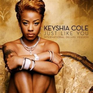Keyshia Cole Just Like You Int Deluxe Ver CD New