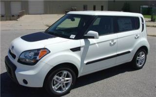 Kia SOUL Stripes Decals Graphics SUV NEW 3M Premium Vinyl 2012 2011
