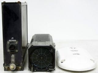 Ryan WX 10 Stormscope System Aircraft Avionics Cessna Piper Beech