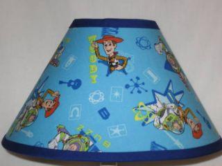 Disney Toy Story Custom Childrens Kids Lamp Shade