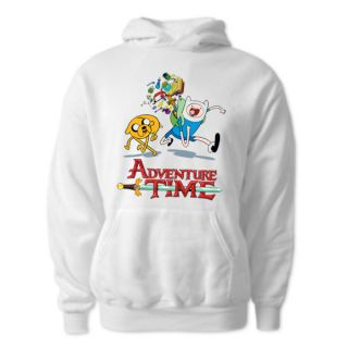 Kids Adventure Time Finn and Jake Hoodie