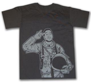 Kid Cudi NASA Shirt 11 IV Cool Grey Jordan s M L XL 2XL