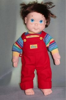 My Buddy 22 Plush Toy Doll Kid Sisters Brother Hasbro 1985