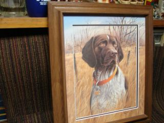 Thats My Dog Too German Shorthair by Jim Killen