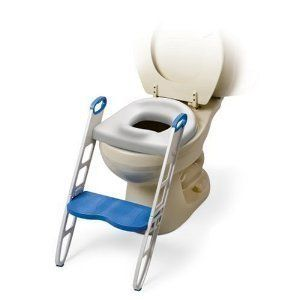 Baby Kids Toilet Trainer Potty Seat Portable Training Safe Non Slip