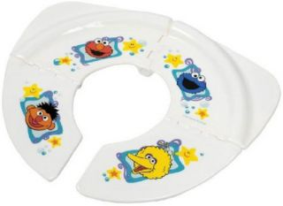 Sesame Street Portable Folding Potty Training Seat Kids