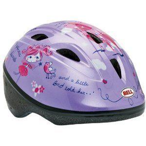Toddler Zoomer Bike Helmet Infant Castle Purple Child Bicycle