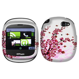 Sharp Kin One Wireless Spring Flowers Accessory Hard Case Cover