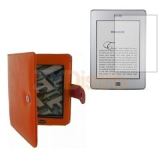 Case Cover Screen Protector for  Kindle Touch Reader