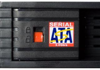 Kingwin KF 3001 BK SATA 3 5 Internal Hot Swap Rack At