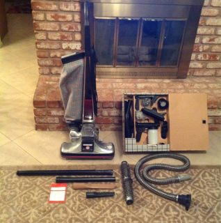 Kirby Vacuum Cleaner Attachments Heritage II