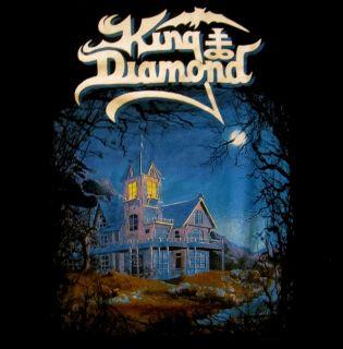 King Diamond CD cvr Them Official Shirt LRG New Mercyful Fate