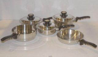 Kitchen Craft 7 Piece Cookware Set