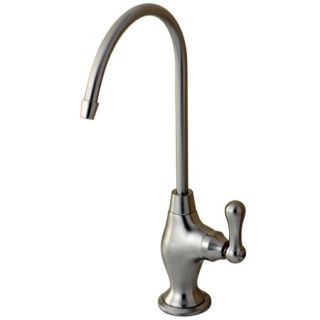 Kitchen Cold Drinking Water Sink Dispenser Single Hole Faucet CHROME