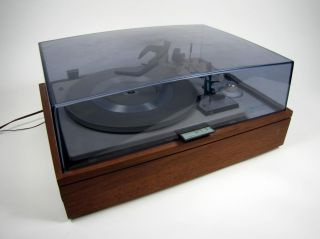 Vintage Cambridge KLH Model 20 Twenty Receiver Turntable Record Player