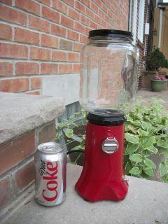VINTAGE KITCHEN AID COFFEE GRINDER MILL KITCHENAID RED RETRO FREE
