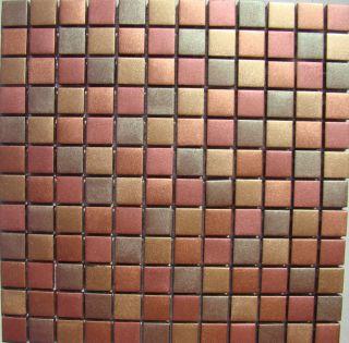 Tile Bronze Copper Gold Wall Tiles Backsplash Kitchen Bath